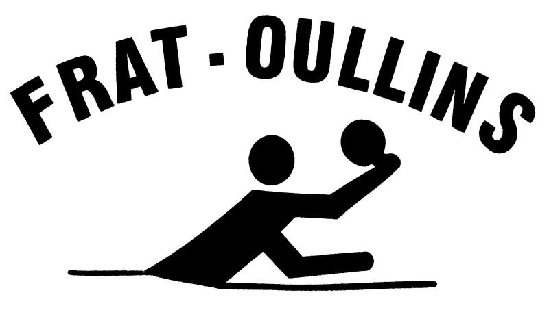 Logo Frat Oullins Tennis de Table